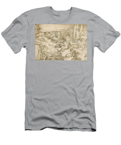 Agony In The Garden Men's T-Shirt (Athletic Fit)