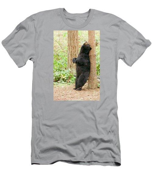 Ahhhhhh Men's T-Shirt (Slim Fit) by Sean Griffin