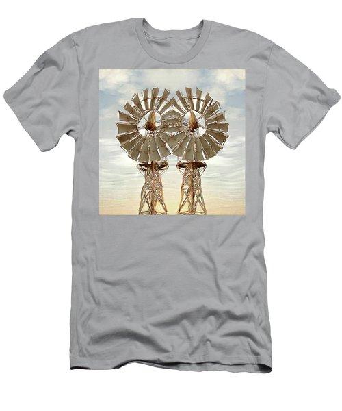 Air Pair Men's T-Shirt (Athletic Fit)