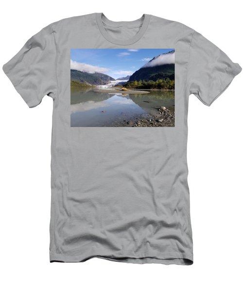 Alaskan Reflections Men's T-Shirt (Athletic Fit)