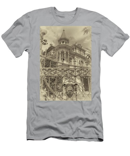 Albert Chamas Villa Men's T-Shirt (Athletic Fit)
