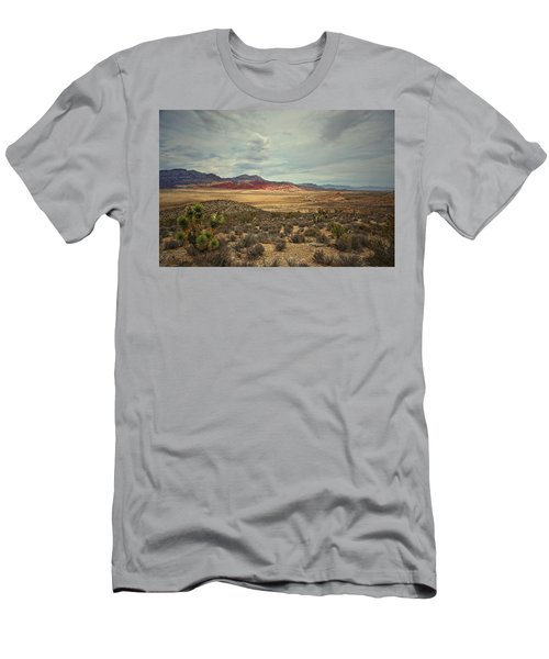 Men's T-Shirt (Slim Fit) featuring the photograph All Day by Mark Ross