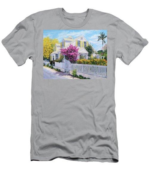 Allamanda Men's T-Shirt (Athletic Fit)
