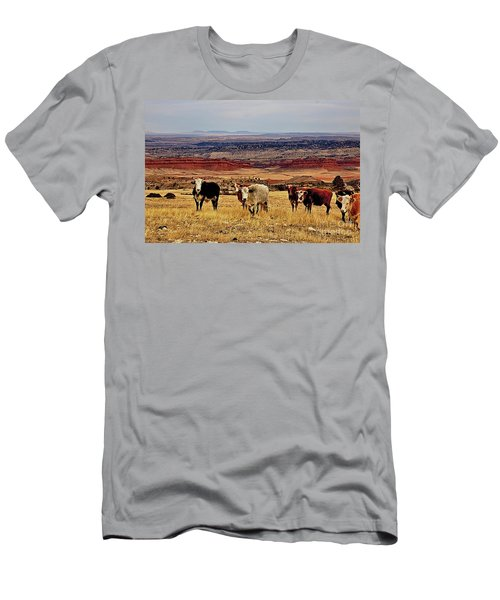 Almost Heaven Men's T-Shirt (Athletic Fit)