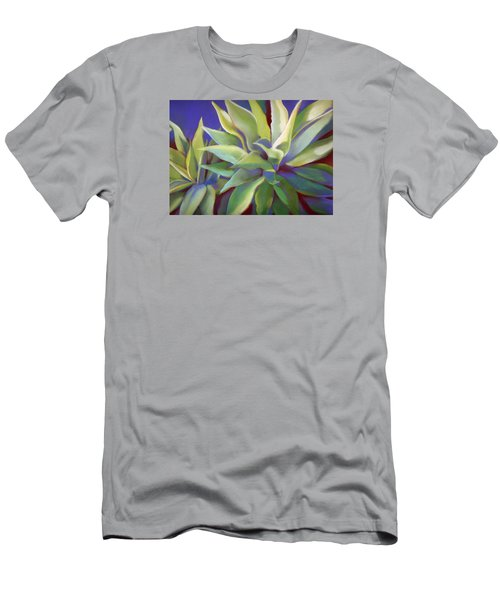 Aloe Plants In Big Sur Men's T-Shirt (Athletic Fit)