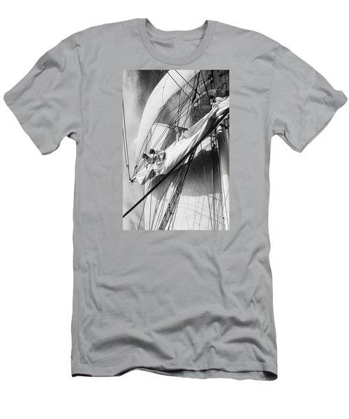 Aloft Men's T-Shirt (Athletic Fit)