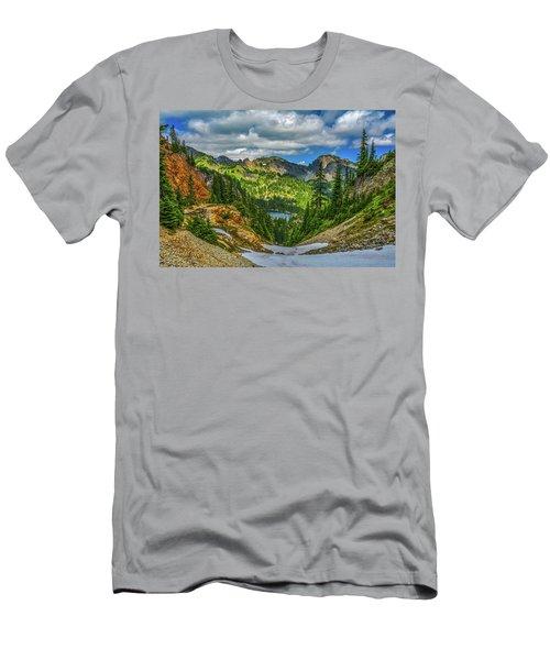 Alpine Solitude Men's T-Shirt (Athletic Fit)