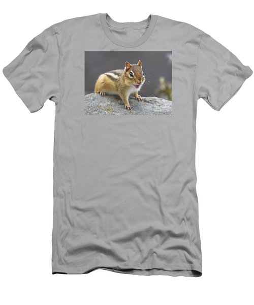 Alvinnn... Men's T-Shirt (Athletic Fit)