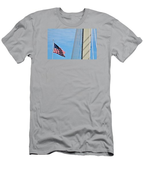 American Afternoon Men's T-Shirt (Athletic Fit)