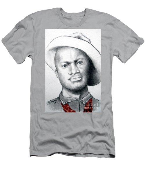 American Cowboy Men's T-Shirt (Athletic Fit)