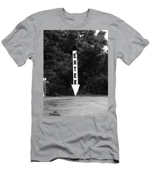 American Interstate - Missouri I-70 Bw Men's T-Shirt (Athletic Fit)