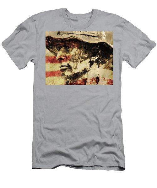 American Patriot Men's T-Shirt (Athletic Fit)