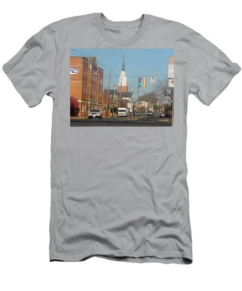 An Aberdeen Afternoon Men's T-Shirt (Athletic Fit)