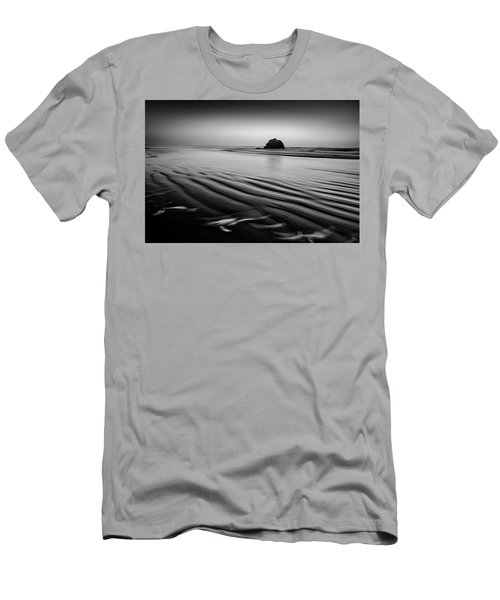 Men's T-Shirt (Slim Fit) featuring the photograph An Oregon Morning by Jon Glaser