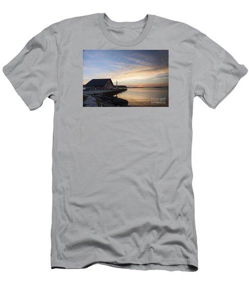 Anderson Dock Men's T-Shirt (Athletic Fit)