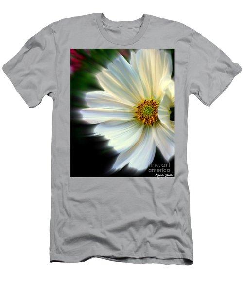Angelic Men's T-Shirt (Slim Fit) by Elfriede Fulda