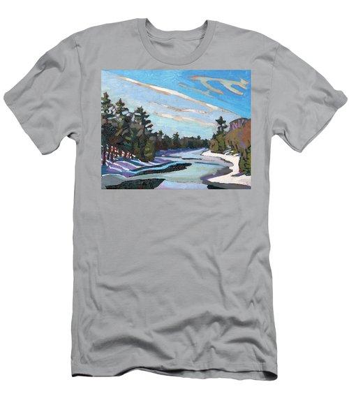 Another Dz Men's T-Shirt (Athletic Fit)