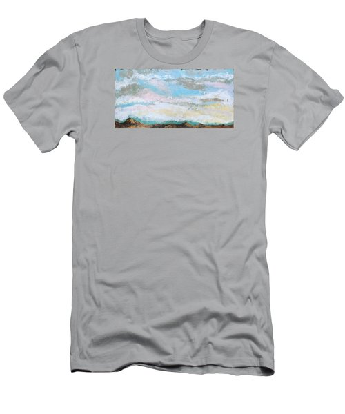 Another Kiss Men's T-Shirt (Slim Fit) by Nathan Rhoads