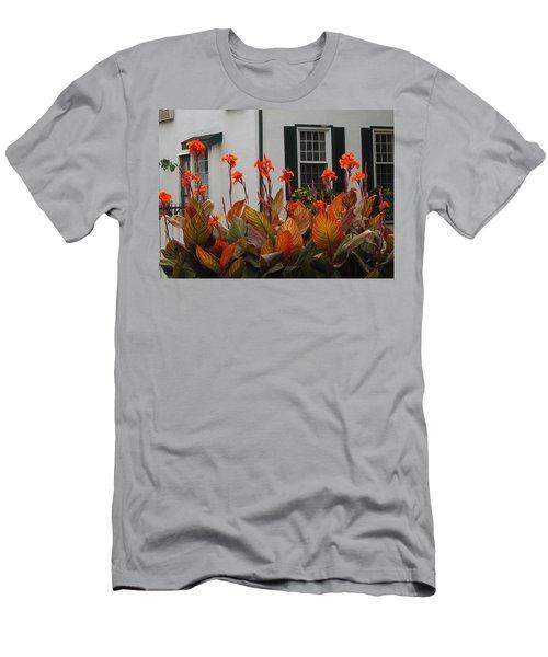 Anthocyanin Men's T-Shirt (Athletic Fit)