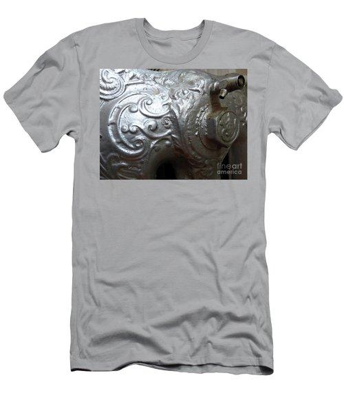 Antique Radiator Close-up Men's T-Shirt (Athletic Fit)