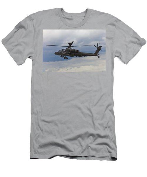 Apache Power Men's T-Shirt (Slim Fit) by Maj Seda