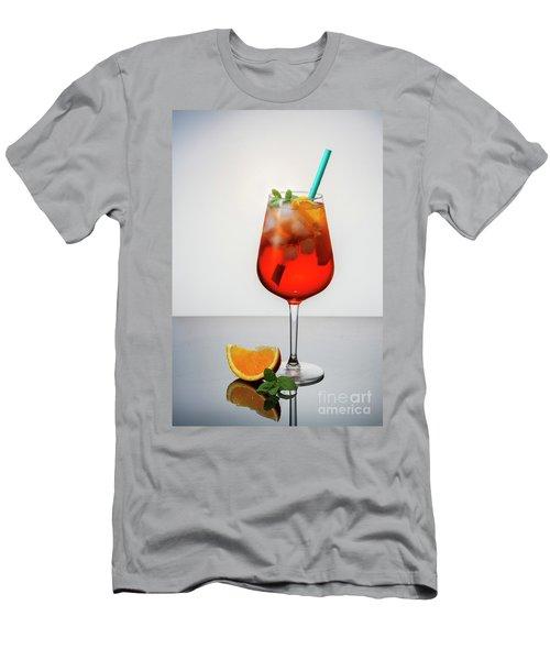 Aperol Spritz  Men's T-Shirt (Athletic Fit)