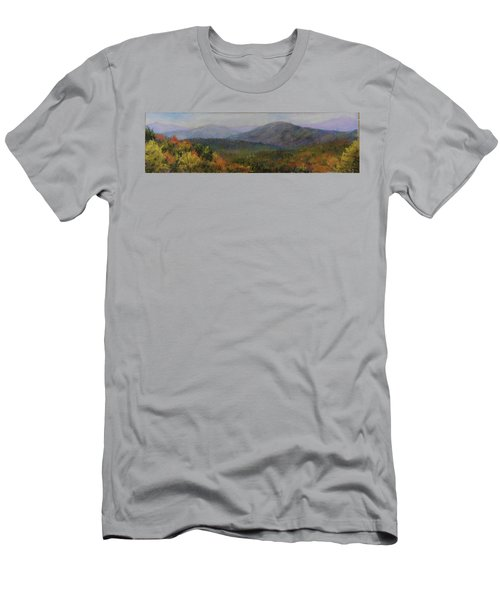 Appalachian Fall Men's T-Shirt (Athletic Fit)
