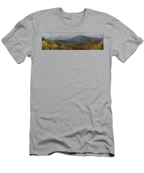 Appalachian Fall Men's T-Shirt (Athletic Fit)