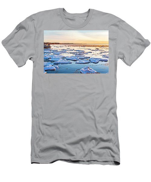 April Sunset Men's T-Shirt (Athletic Fit)