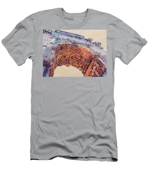 Arch Of Titus Two Men's T-Shirt (Athletic Fit)