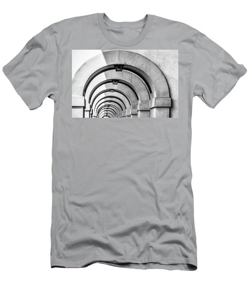 Arches At The Arno Men's T-Shirt (Athletic Fit)