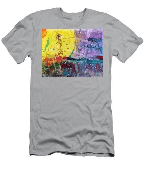 Architect Men's T-Shirt (Slim Fit) by Phil Strang