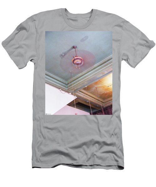 Men's T-Shirt (Slim Fit) featuring the photograph Architecture At The Brass Door Memphis by Lizi Beard-Ward