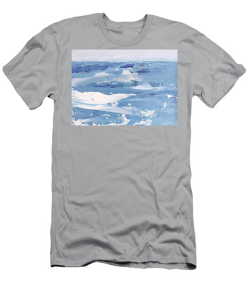 Arctic Ocean Men's T-Shirt (Athletic Fit)