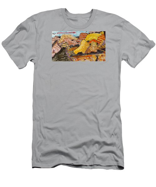 Arizona Canyons Men's T-Shirt (Athletic Fit)