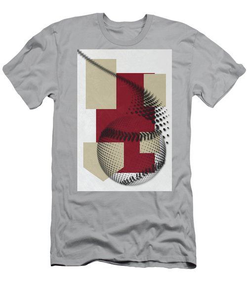 Arizona Diamondbacks Art Men's T-Shirt (Slim Fit) by Joe Hamilton
