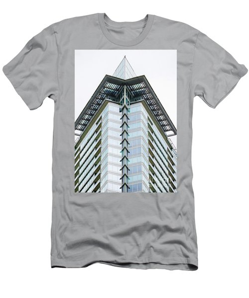 Men's T-Shirt (Slim Fit) featuring the photograph Arrowhead Architecture by Chris Dutton