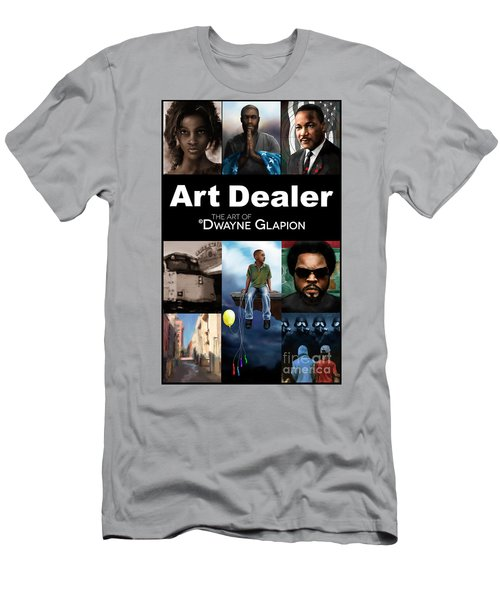 Art Dealer Promo 1 Men's T-Shirt (Athletic Fit)