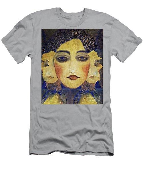 Art Deco  Beauty Men's T-Shirt (Slim Fit) by Alexis Rotella