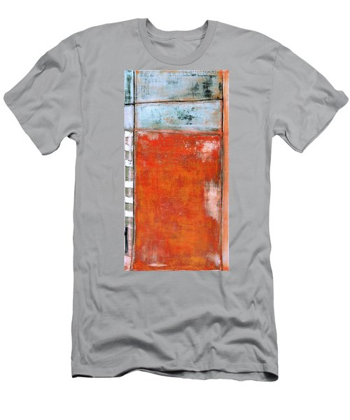 Art Print Abstract 8 Men's T-Shirt (Athletic Fit)