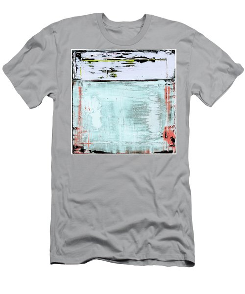 Art Print California 10 Men's T-Shirt (Athletic Fit)