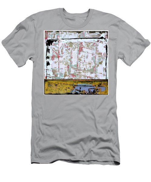 Art Print Square 9 Men's T-Shirt (Athletic Fit)