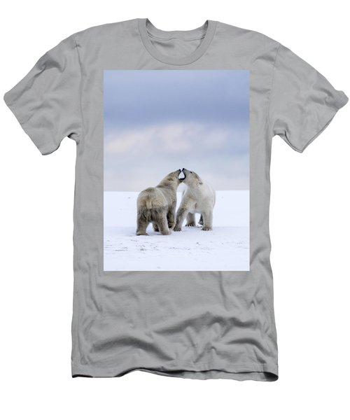 Artic Antics Men's T-Shirt (Athletic Fit)
