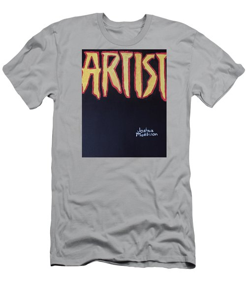 Artist 2009 Movie Men's T-Shirt (Slim Fit)