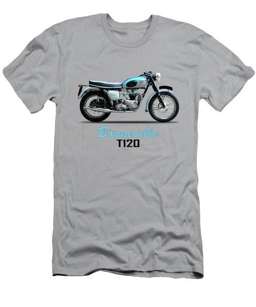 Triumph Bonneville Men's T-Shirt (Athletic Fit)