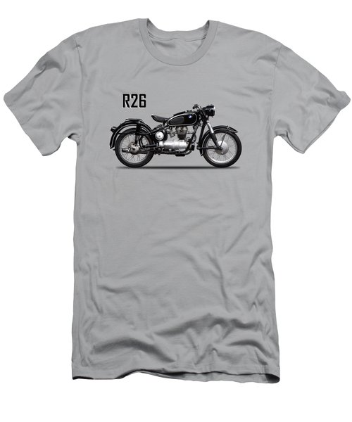 The R26 Motorcycle Men's T-Shirt (Athletic Fit)