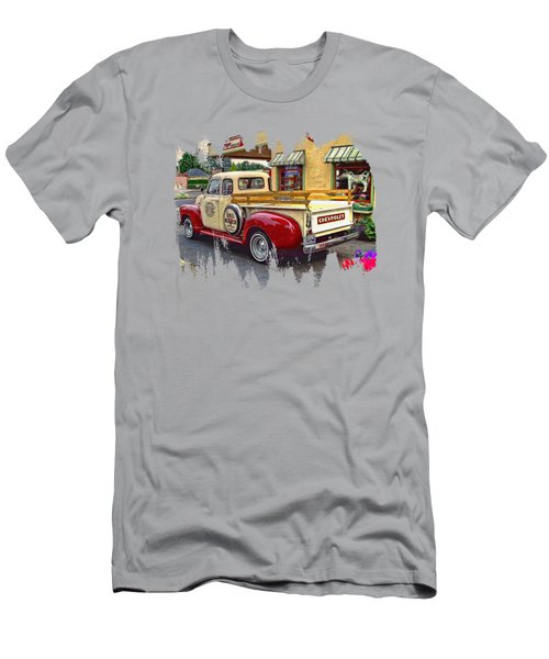 1949 Chevy Truck Men's T-Shirt (Athletic Fit)