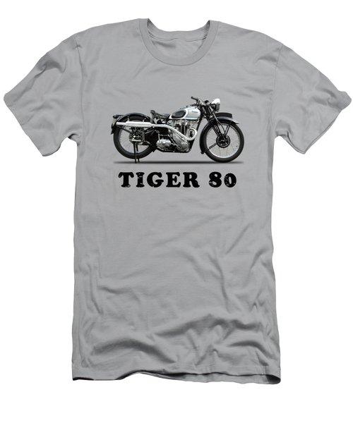 Triumph Tiger 80 1937 Men's T-Shirt (Athletic Fit)