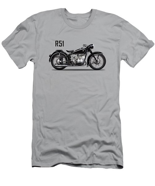 The R51 Motorcycle Men's T-Shirt (Athletic Fit)