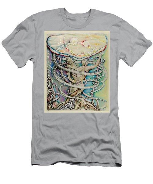 En L'air Par Terre Men's T-Shirt (Athletic Fit)